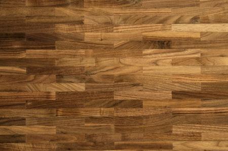 Textura de madera - parquet hecho de la madera natural de nogal americano. Foto de archivo - 12554053
