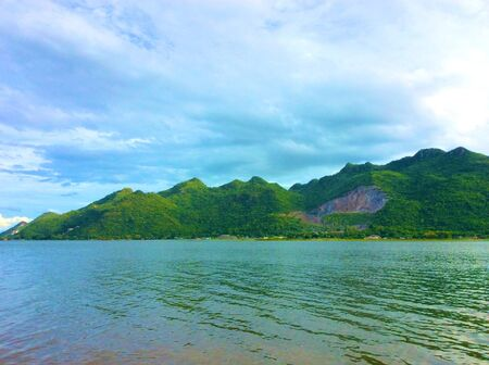 goodly: Mountain and river in thailand. Welcome to thailand.