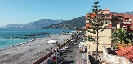 tourist site: ventimiglia, tourist site