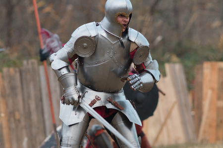 abilities: Fighting medieval knights Editorial