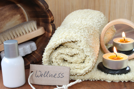 Wellness products for the bathroom