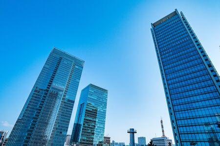 Skyscrapers in Marunouchi