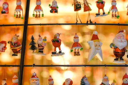 Christmas Image Santa Ornaments