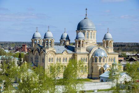 Men s monastery in Russia, Verkhoturye