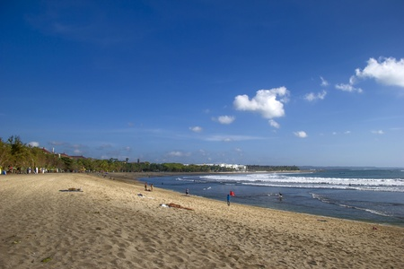 Sea and beach simple landscape Stock Photo - 16947382