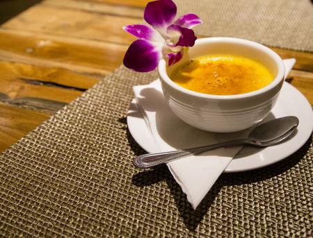 cuisine entertainment: Creme brulee