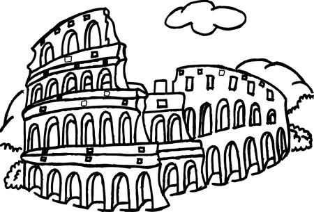 the colosseum: colosseum rome