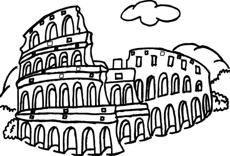 amphitheater: colosseum rome