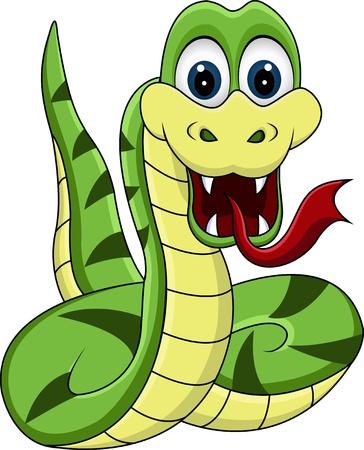 재미 뱀 만화