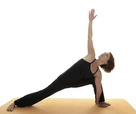 parsvakonasana: Yoga Asana