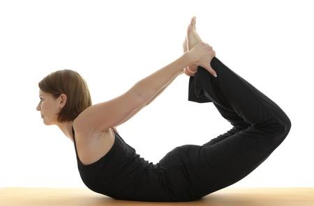 medium body: Yoga Asana