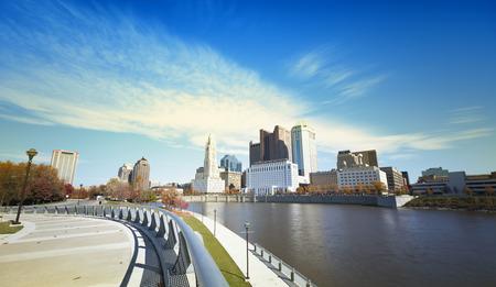 Columbus skyline