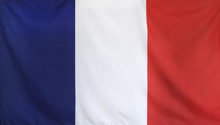 Nahtloser Abschluss des nahtlosen Abschlusses Frankreich-Flagge