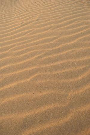 onde di sabbia