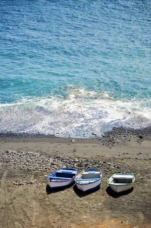 Boat in the sea