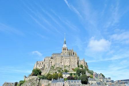 corroboration: Mount Saint Michel