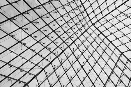 Pyramid of the Louvre Museum