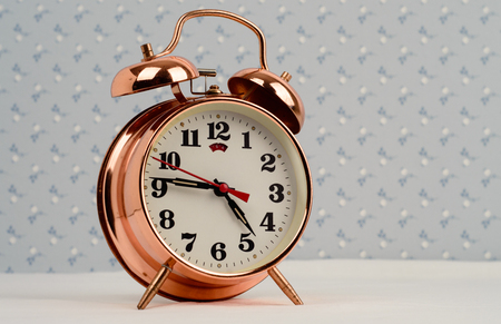 the old days: Alarm clock from good old days