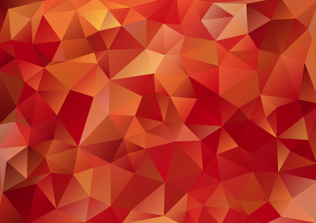 Cubism background Bitter dark red Illustration