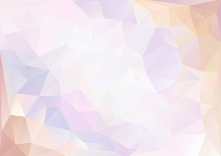 photographic effects: Cubism background Cool pink and pale purple and white