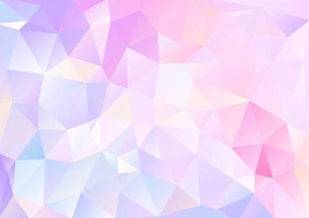 frescura: Cubismo fondo pálido rosa púrpura