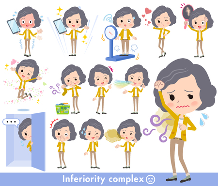 Yellow jacket Middle women_complex