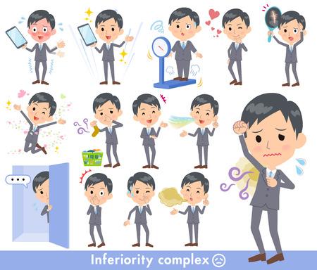 Gray Suit Businessman_complex