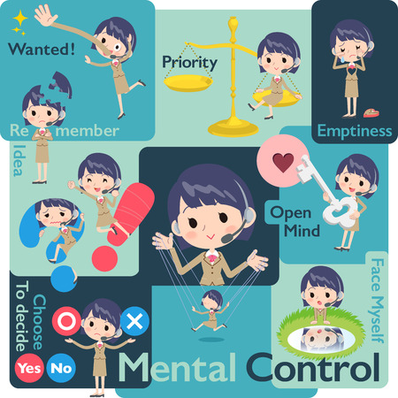 Call center woman_Mental & volition