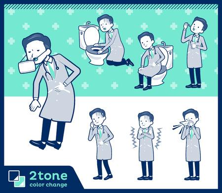 2tone type Doctor old men_set 09
