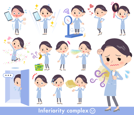 White coat women_complex