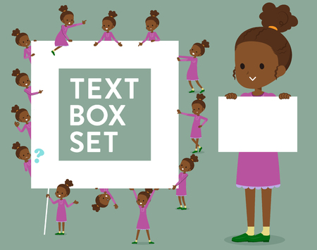 flat type perm hair girl black_text box