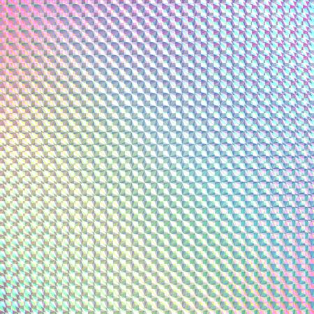 hologram sticker_Beautiful reflection
