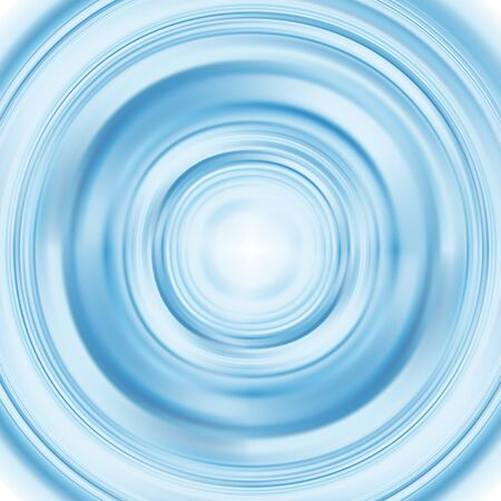 In the shape of a circle blue abstract background material.Its vector art so its easy to edit.