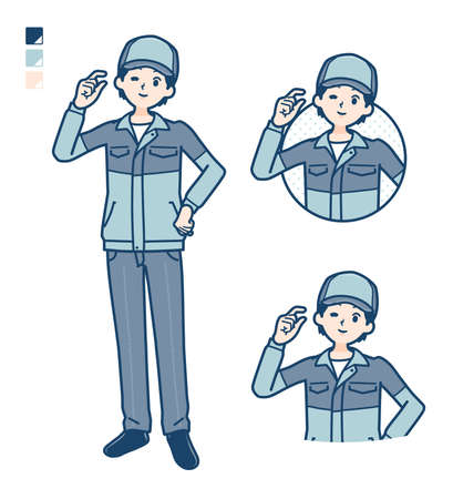 A set of mom with digital equipment such as smartphones.There are actions that express emotions.It's vector art so it's easy to edit.