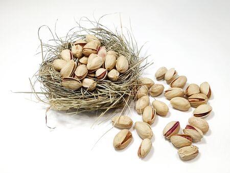 pistachios: Delicious Pistachio Nuts in a Cozy Nest
