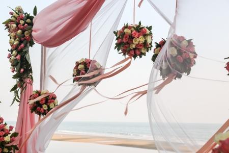 bedeck: weddings Stock Photo