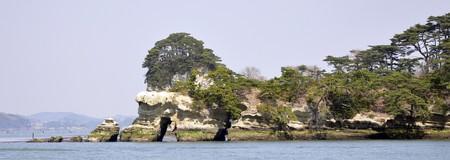 World Heritage Site- Matsushima, Sendai, Japan Stock Photo