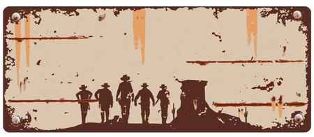 tin: Cowboys sign
