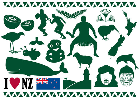 maori: New Zealand Icons