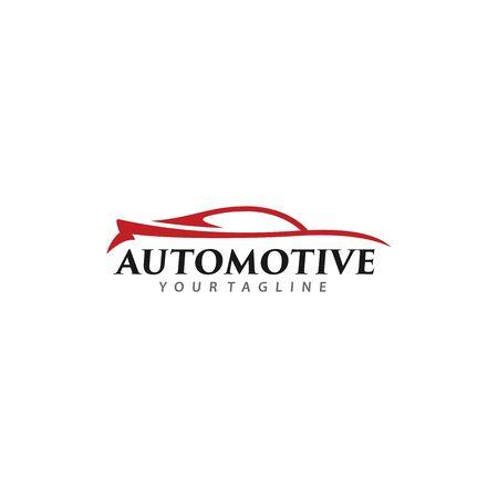 Automotive and Car Speed Logo Vector Illustration Logo