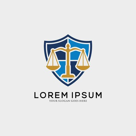 Law Firm / Legal logo Template Design