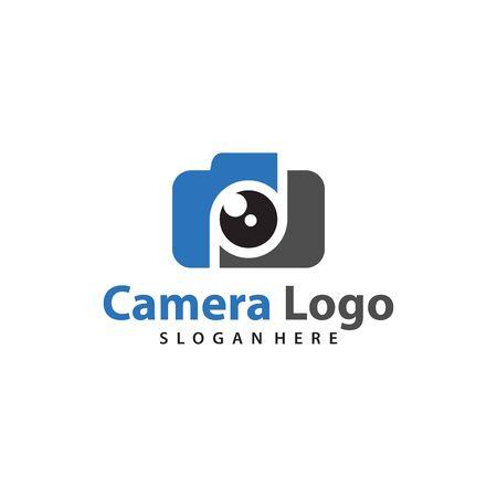 Photographi / Camera Logo Icon Vector