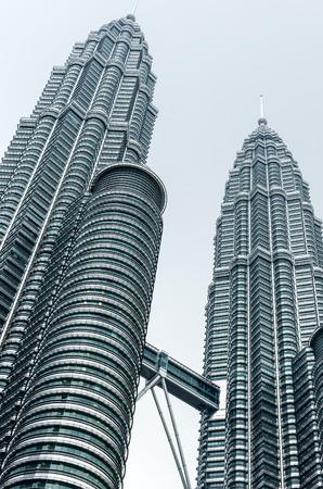 petronas: Petronas Twin Towers at Kuala Lumpur