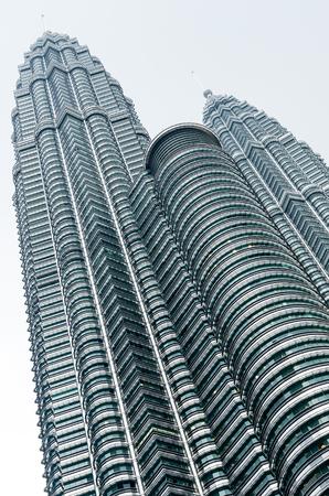 Petronas Twin Towers at Kuala Lumpur