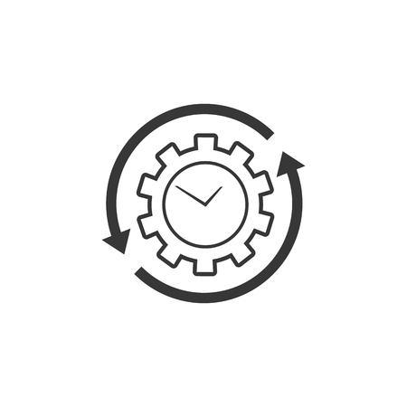 productivity and efficiency icon