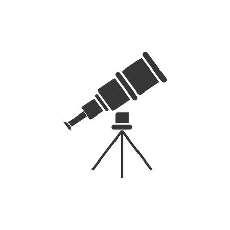 Icon Of telescope. icon