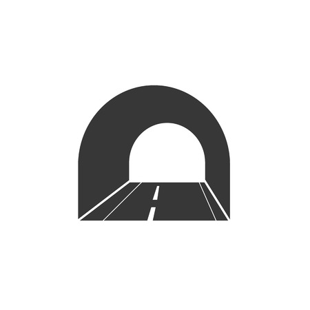tunnel icon. tunnel vector