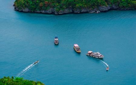 angthong: Samui island