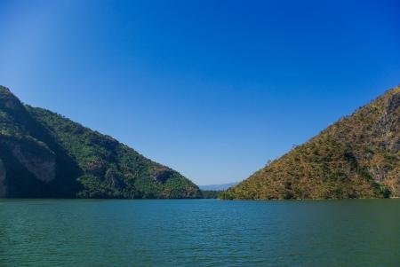 bhumibol: The lake of Bhumibol dam