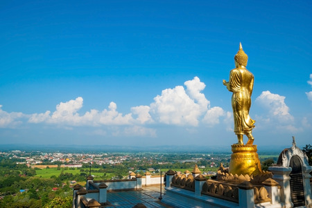 buddha image: Buddha Image in Nan, Thailand